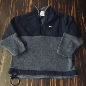 child's boys tommy hilfiger quarter zip
